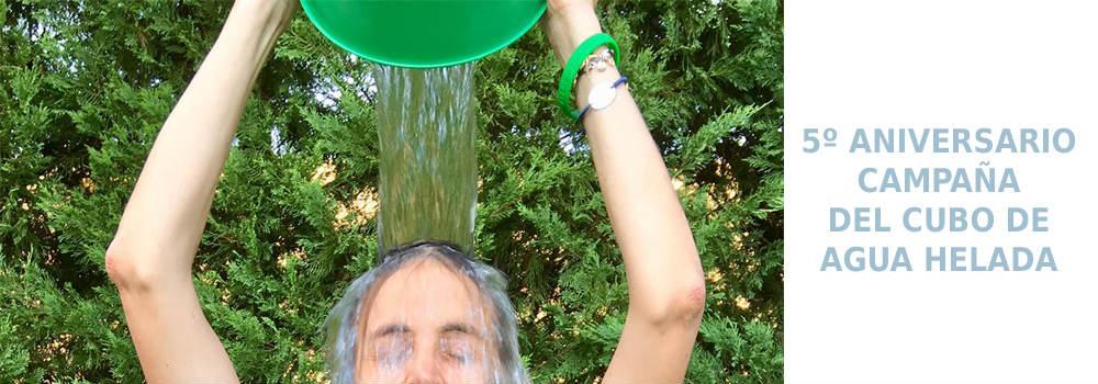 5º Aniversario del reto del cubo de agua.